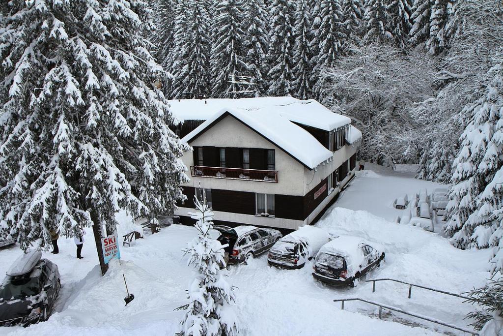 Chata v zime 5